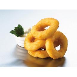 Squid Rings Panerad, 2Kg