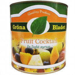 Fruktcocktail, A9 (2,5Kg)