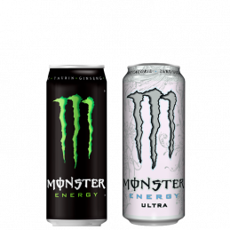 Monster Energy  50cl Burk