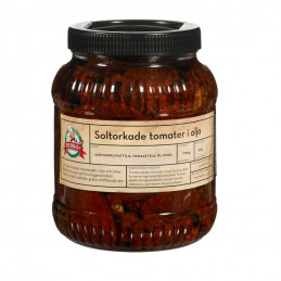 Tomat Soltorkade, 1,75Kg