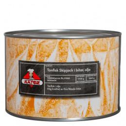 Tonfisk I Olja, 1,705Kg