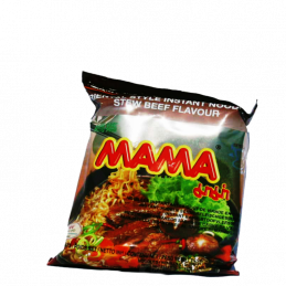 Instant Noodle Stew Beef,...