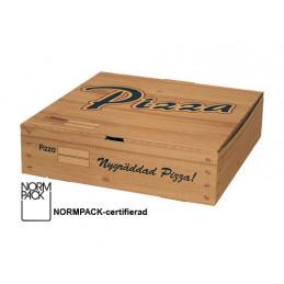Pizzakartong Calzone...