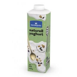 Yoghurt Naturell, 1Kg