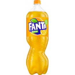 Fanta Orange 1,5 L PET