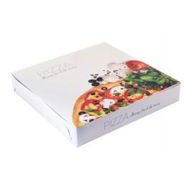 Pizzakartong 30x30x5, 200st...