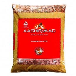 Mjöl Indiskt Whole Wheat, 5kg