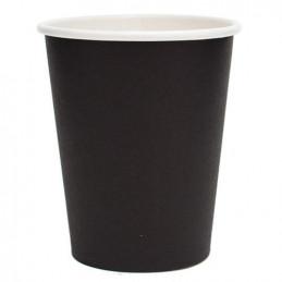 Kaffemugg svarta 234ml, 50st