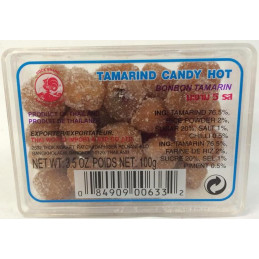 Tamarind Candy Hot, 100g
