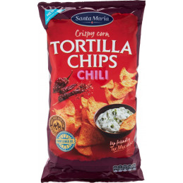 Chips Tortilla Chili, 475g