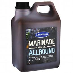 Marinad Allroundolja, 2,5L