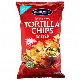 Chips Tortilla Salted, 185g