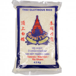 Glutinous Rice (Klibbris),...