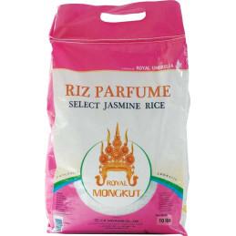 Jasmine Rice (Jasminris),...