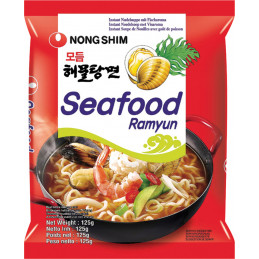Noodle Instant Seafood,...