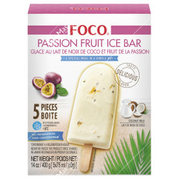 Ice Bar Passion Fruit, 80g