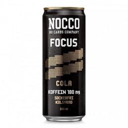 Nocco Cola 33cl Burk, Nocco