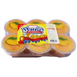 Mango Pudding w/ Nata De...