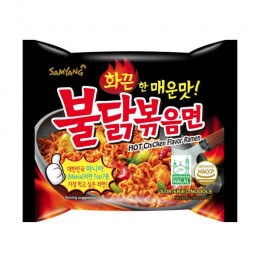 Hot Chicken Flavour Ramen,...