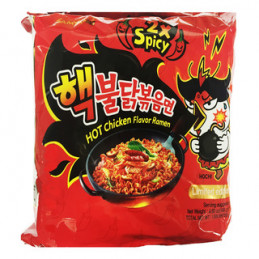 Hot Chicken Flavour Ramen...
