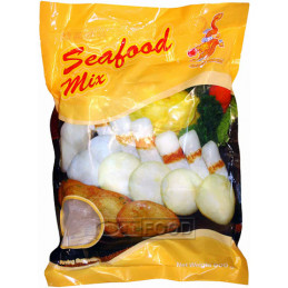 Seafood Mix (Hot Pot), 500g