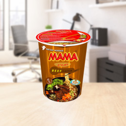 Noodle (Cup) Mama Beef, 70g