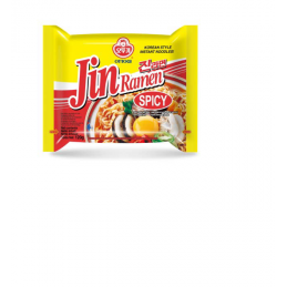 Nudlar Jin Ramen Spicy,...