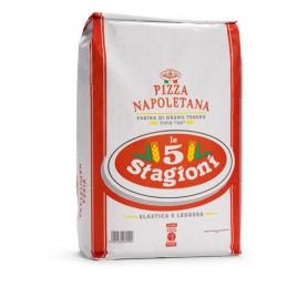 Mjöl Stagioni Napoletana, 25Kg
