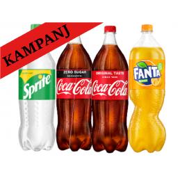 Kampanj Coca-Colaprodukter...