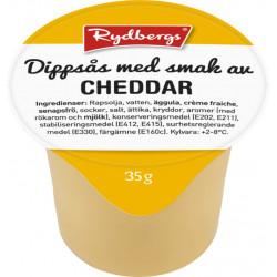 Cheddar Dippsås