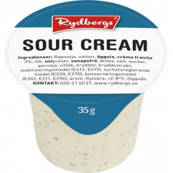 Sour Cream Dippsås