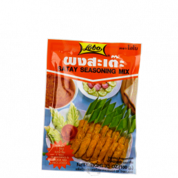 Seasoning Mix Satay, 100g