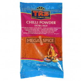 Chilipulver Extra Hot, 100g