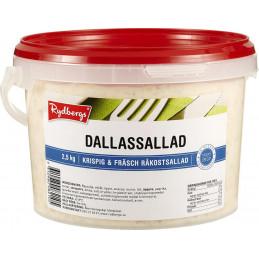 Dallassallad, 2,5kg