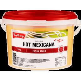 Hot Mexicana dressing, 2,5kg