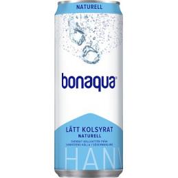 Bon Aqua Naturell 33cl Burk