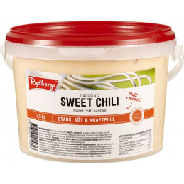 Sweet Chili Dressing, 2,5kg