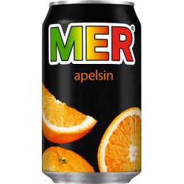 Mer Apelsin 33cl Burk