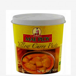 Curry Paste Yellow, 400g