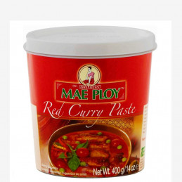 Curry Paste Red, 400g