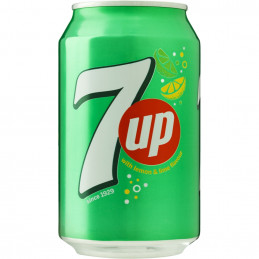 7up 33cl Burk