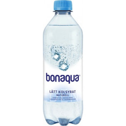 Bon Aqua Naturell 50cl PET