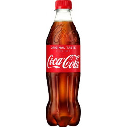 Coca-cola Orginal 50cl PET