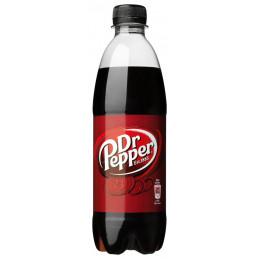 Dr Pepper 50cl PET
